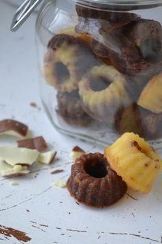 Mini Gugl Kinderschokolade (3) (Mini Muffin Recipes)