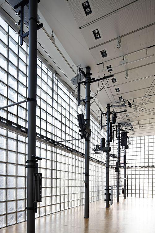 山口晃 / YAMAGUCHI Akira:忘れじの電柱 / Unforgettable Electric Poles