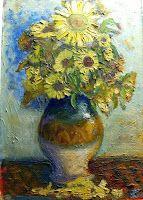IBELLA GREEN: Colecția de tablouri semnate de artistul Tudor Sch...