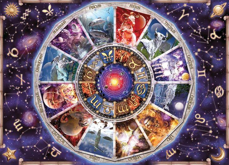 ASTROLOJİ - 9000 Parça Puzzle - RAVENSBURGER