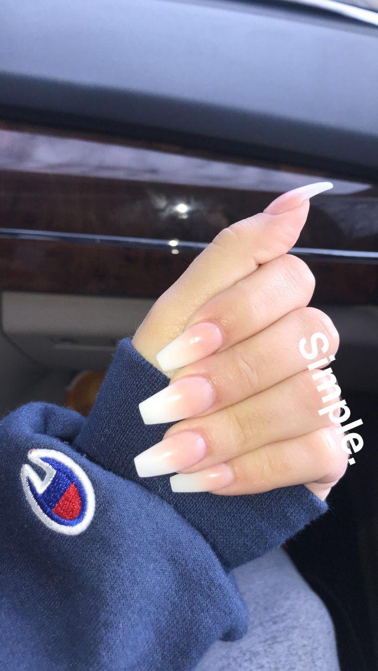 unique cute acrylic nails ideas