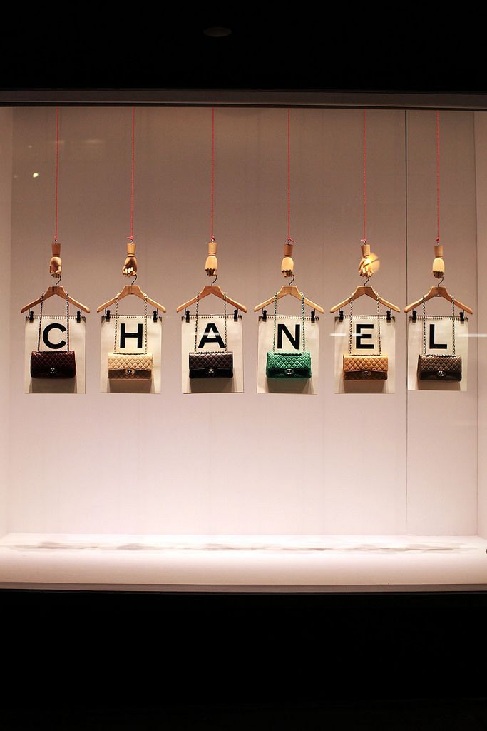 Thanks to Youa, I found this window display outside of Nordstrom. We went shopping tonight and I made sure to snap this display. I think it's one of my favorites ever!