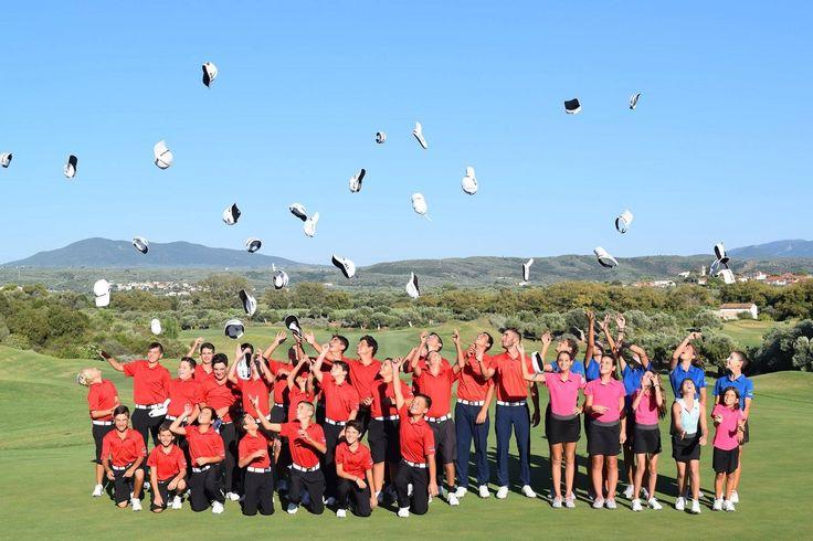 Navarino Junior Golf Academy Supports Tomorrow's Champions