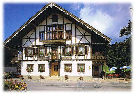 Restaurant Kreuz Schwarzenegg ~~ Pintli ~~ Tatarenhut Flambierte Pfanneli Pintli Grill
