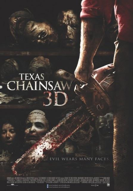 Всё Тут Online: Техасская резня бензопилой 3D / Texas Chainsaw 3D (2013) CAMRip
