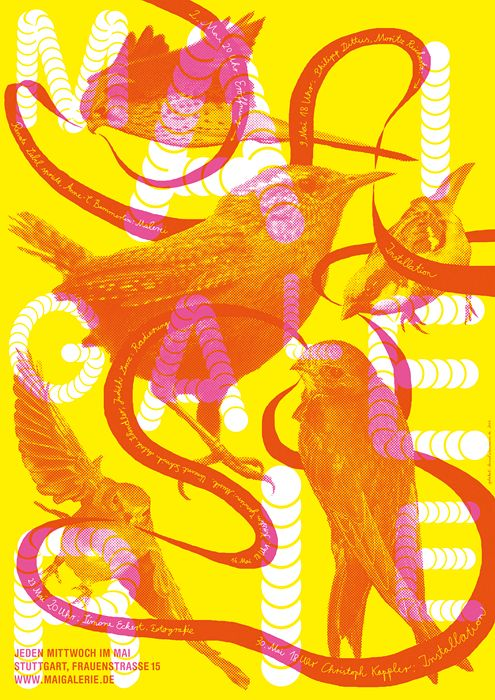 mai galerie [poster] « daniel wiesmann grafikdesign