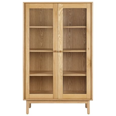 Larsson Display Cabinet | Freedom Furniture and Homewares