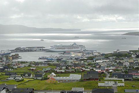 Ilhas Faroe, Dinamarca
