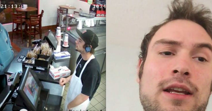 Ultra-Chill Jimmy John's Employee Takes Sweet Time During Armed Robbery