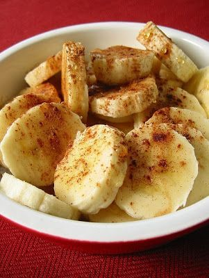 Baked Banana With Cinnamon And Honey Low Fat Healthy) Recipe - Food.com