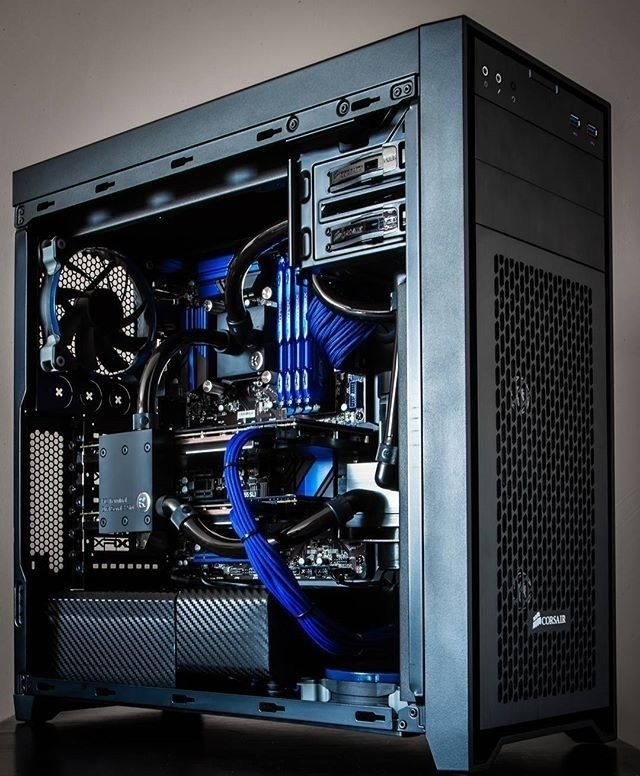 Via: Use for a chance to get featured! Follow ExtremePC for your daily dose of epic builds and magnificent rigs!  Post Credits To: @extremepc #xboxone #electronics #videogames #tech #follow4like #xbox #entrepreneur #tesla #technology #facebook #phone #giveaway #leagueoflegends #ps4 #xbox360 #elonmusk #electriccars #solar #subatomic #3dprinting #teslamodels #teslamotors #electriccar #quantumphysics #quantumcomputing #siliconvalley #solarpower #selfdrivingcar #quantum #solarenergy