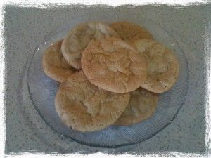 Domestic Diva: Thermomix White Choc Cookies