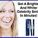 At home teeth whitening kits vs dentist teeth bleaching services.     You can purchase this Teeth Whitening pen for $.99 at http://www.ebay.com/itm/271104868164