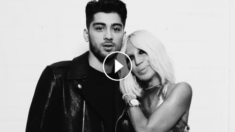 Zayn Collabs With Versace For Clothing Line - Gigi Doesn't Know His Ethnicity?: More Celebrity News ►► Zayn Malik is ready to not only look…