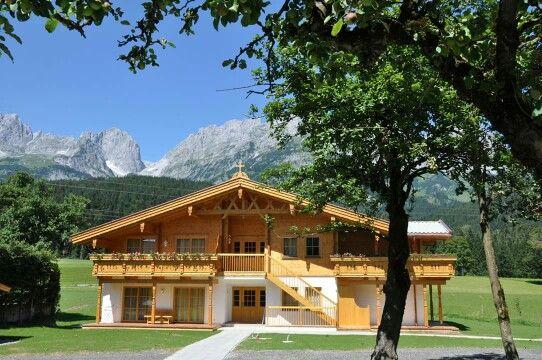 Tiroler holzhaus blockhäuser pinterest