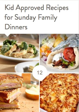 17 best images about start a family dinner tradition on Easy dinner recipes for family of 6
