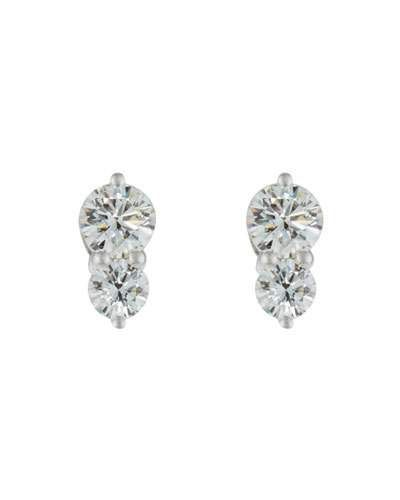 78c53473d0451 Memoire for Forevermark Diamond Duo Stud Earrings | Products ...