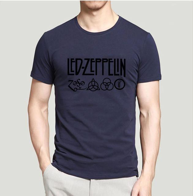 Men's Tee Led Zeppelin
