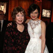 Shirley MacLaine and Elizabeth McGovern