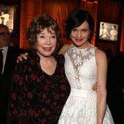 Shirley MacLaine and Elizabeth McGovern