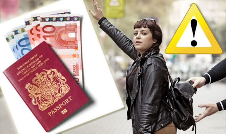 Passport UPDATE: How to replace your UK passport if it's LOST or stolen abroad