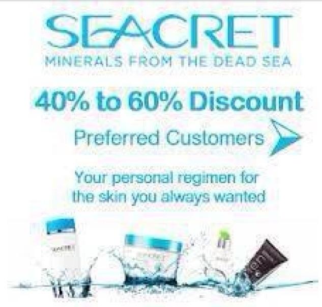 63 Best Seacret Skin Solutions Made From Dead Sea