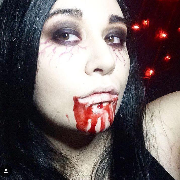 108 best HALLOWEEN MAKEUP images on Pinterest | Halloween ideas ...