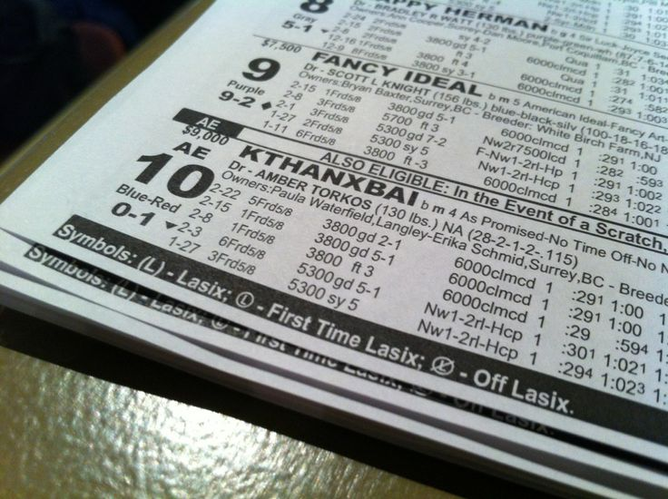 Check out some horse races at the Fraser Downs Racetrack & Casino