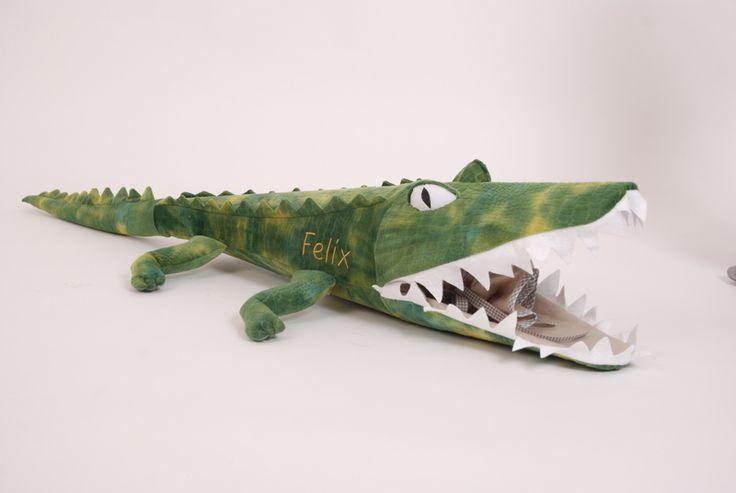 Schultüte+Krokodil+von+lisifrey+auf+DaWanda.com