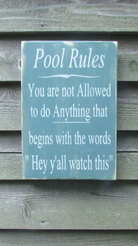 25 Best Ideas About Pool Rules Sign On Pinterest Swimming Rules Pool Rules And Swimming Pool