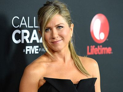 Jennifer Aniston went on a particular diet before stripping in We Are The Millers!