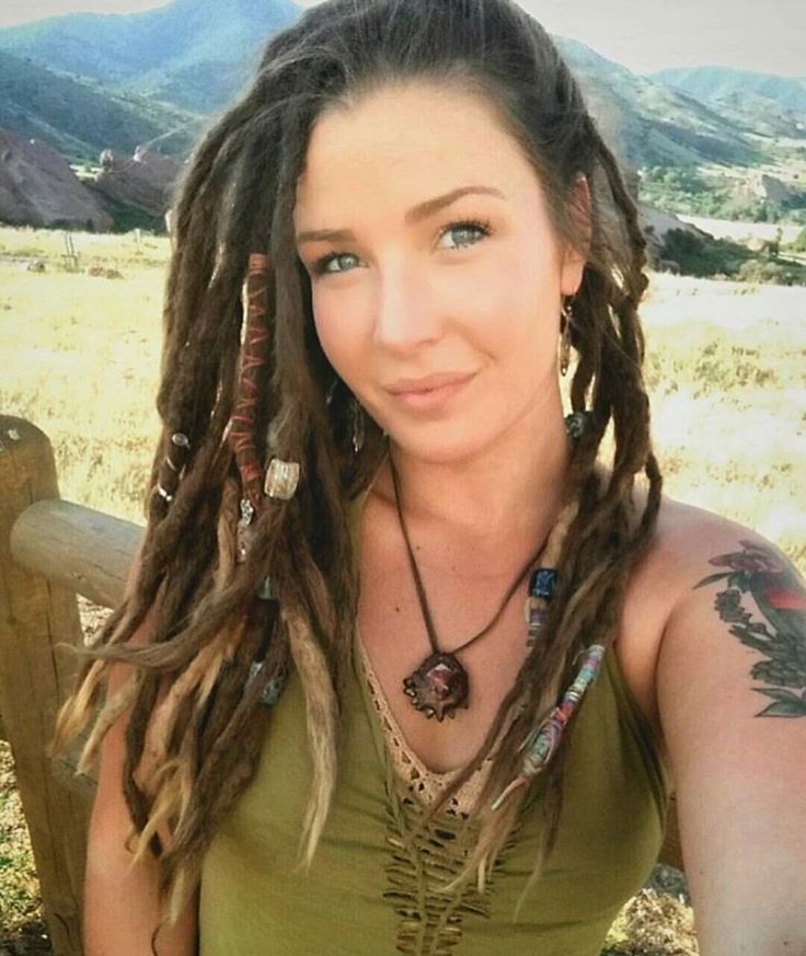 946 Best White Women With Dreads Images On Pinterest Dreadlocks Dreads And White Women