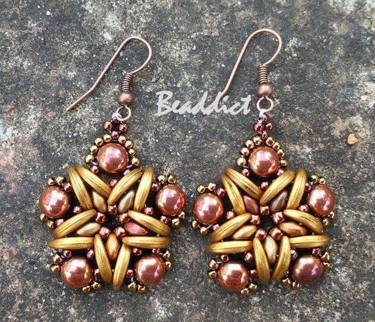 Kézzel készített ásvány- és üveggyöngy ékszerek / Handcrafted Gemstone and Glass Bead Jewelry