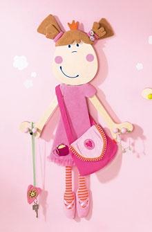 HABA - Erfinder für Kinder - Garderobe Pia - Garderoben + Wandhaken - Kinderzimmer - Spielzeug & Möbel