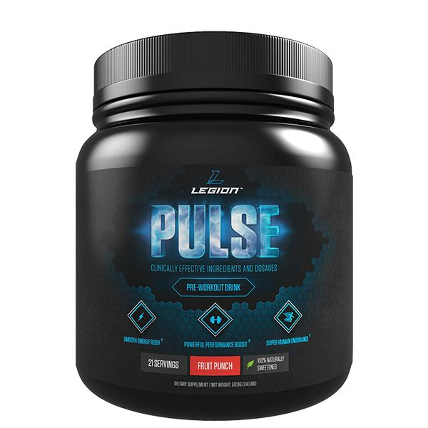 legion pulse top pre workout supplements
