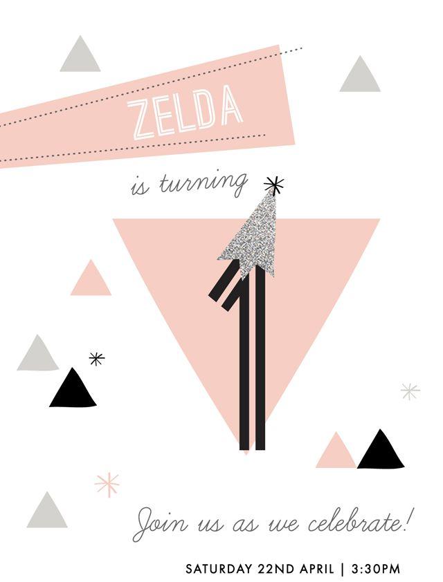 Zelda's First Birthday