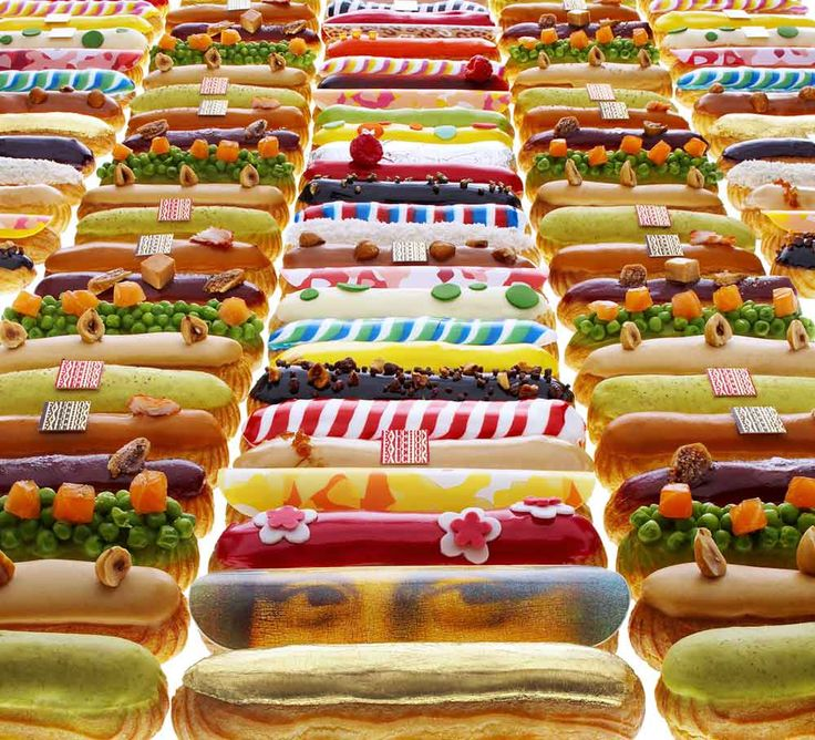 Fauchon | Éclairs - ate these today!