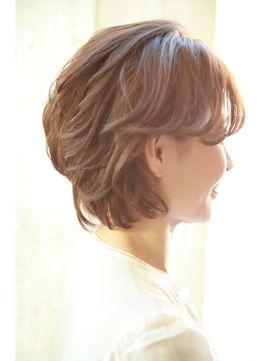 ダミアバイルル DAMIA by LuLu☆40代からのヘアスタイル~若々しく見えるサイド&バック~