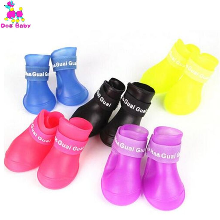 Promotion Colorful 4pcs/set Dog's Shoes,Pet Shoes Pet Boots Anti Slip Skid Waterproof Size S M L Best High Quality Hot Sales // FREE Shipping //     Buy one here---> https://thepetscastle.com/promotion-colorful-4pcsset-dogs-shoespet-shoes-pet-boots-anti-slip-skid-waterproof-size-s-m-l-best-high-quality-hot-sales/    #hound #sleeping #puppies