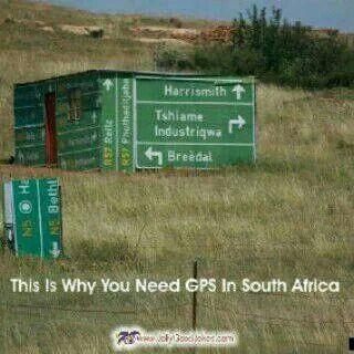 Only in Africa :-)