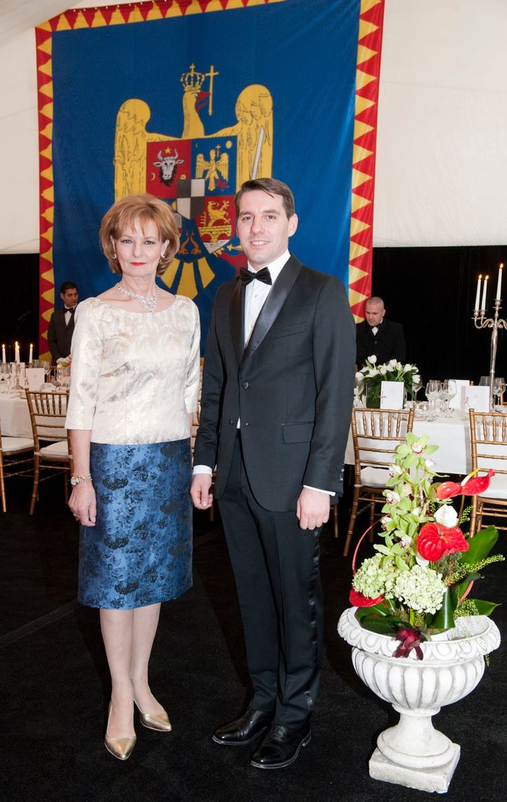 Prince Nicolae of Romania Celebrates 30th Birthday