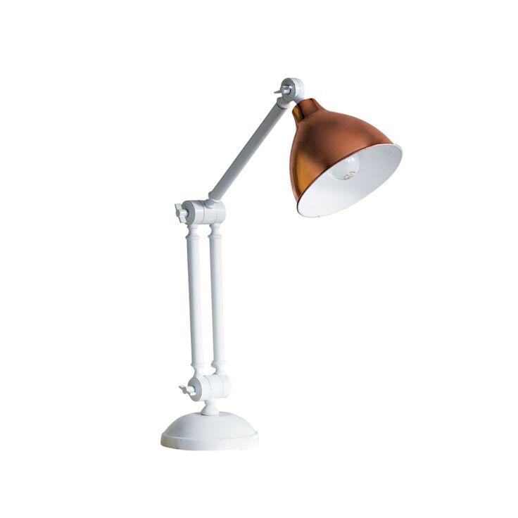 57 best lamps images on Pinterest   Table lamps, Desk lamp and Desks