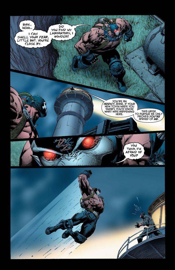 Batman: The Dark Knight #7 by David Finch