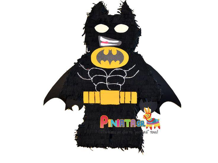 ΧΕΙΡΟΠΟΙΗΤΗ ΠΙΝΙΑΤΑ LEGO BATMAN