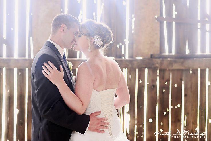 #barn #wedding #photography Jillian + Chris | Married | Huron County Wedding Photographer | Farm Wedding Photography