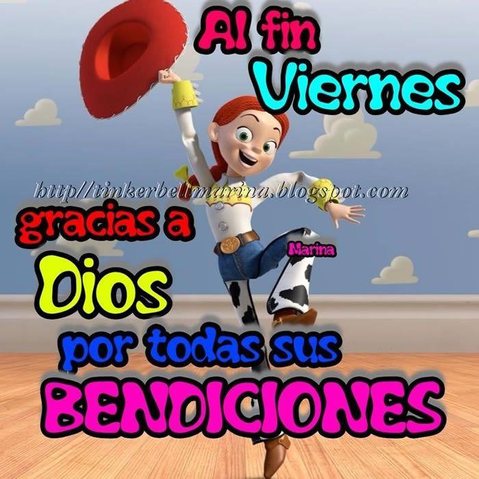 Imagenes Con Frases Fotos Y Gifs Animados Desear Un Feliz Viernes