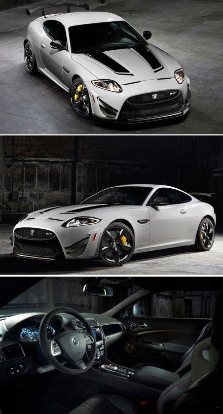The Jaguar XKR-S GT will be unveiled at the New York Auto Show