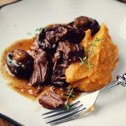 Gulasz wołowy na Guinnessie | Kwestia Smaku