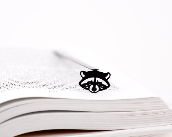 Metalen boek Bookmark / / wasbeer / / Perfect cadeau voor boek minnaar / / smart aanwezig verpakking bij de hand te geven / / gratis verzending wereldwijd