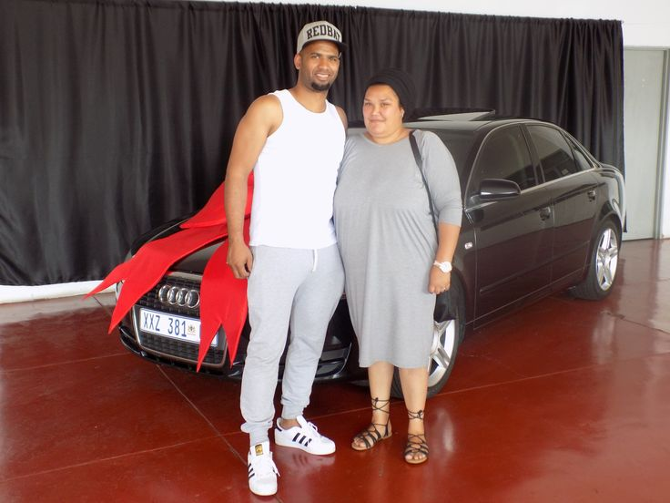 Mr MA Abrahams taking ownership of his Audi A4 ! 🚗 #WeGetYouMoving #AnotherSuccessfulDelivery #SatisfiedClients #FinanceAvailable #ThroughAllMajorBanks #TheMotorManWay #TheMotormanEffect #motorman #cars #nigel #audi #A4 For the best deals call us now at:  011 814 1729 Whatsapp us now at: 083 440 9121 Or Email us on Leads@motorman.co.za We only post pictures with permission of the client #permissiongranted  ... Proudly brought to you by MotorMan! 🚗